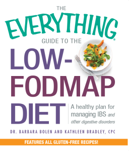 The Everything Guide to the Low FODMAP Diet Recipe Review