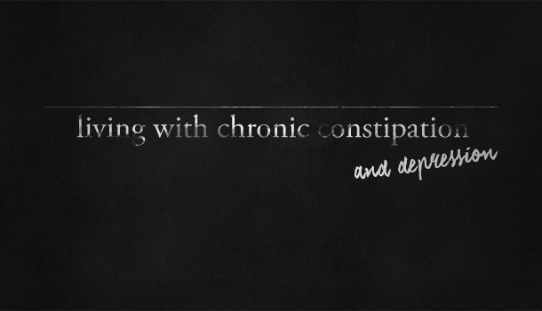 Chronic Constipation & Depression