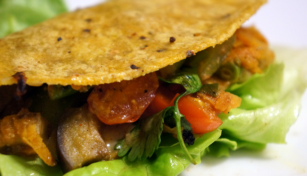 Low FODMAP Mexican Quesadillas