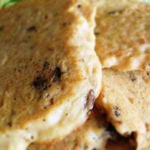 Low FODMAP Tuna Patties