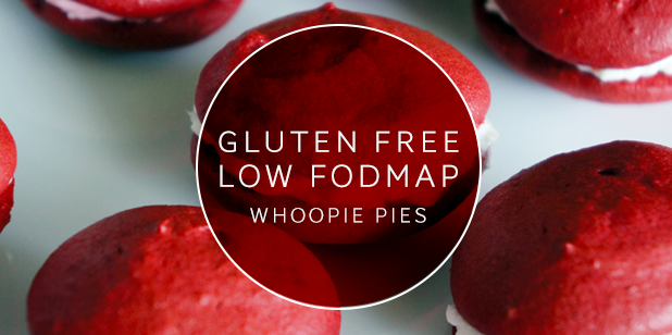 Gluten Free & Low FODMAP Whoopie Pie