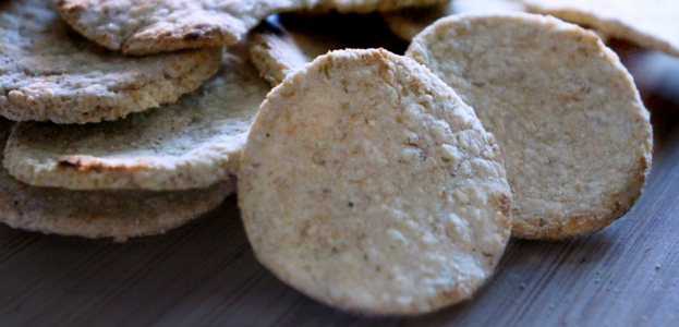 Low FODMAP Oatcakes