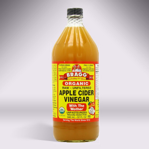 apple cider vinigar