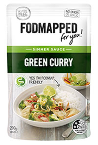 FODMAPPED for you green curry